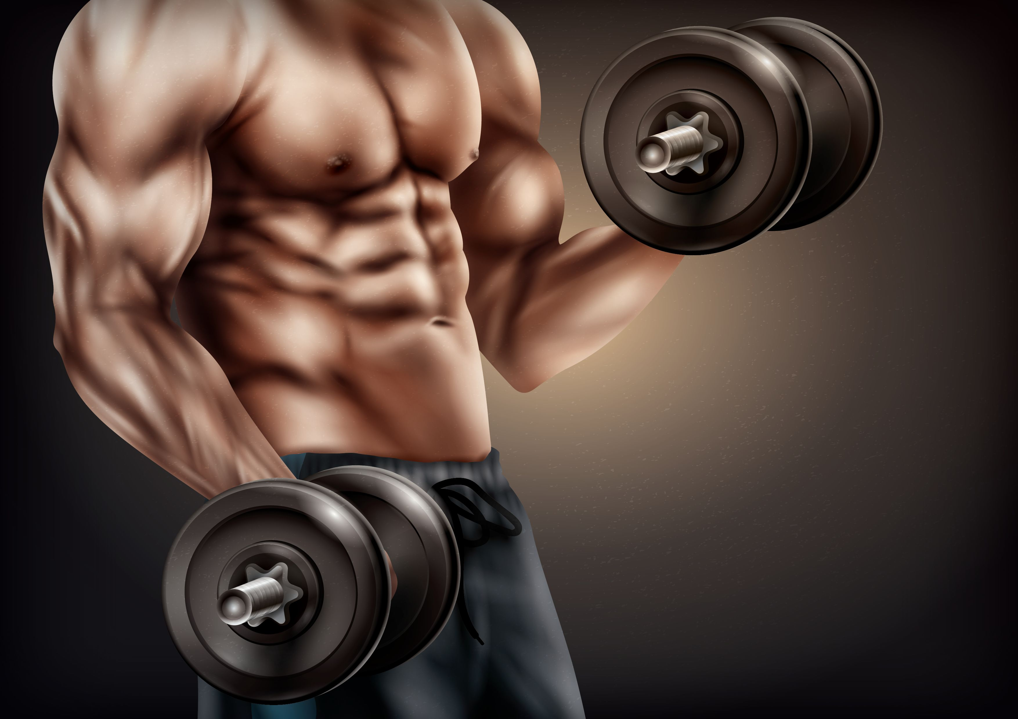 You Can Building Muscle even with Low T