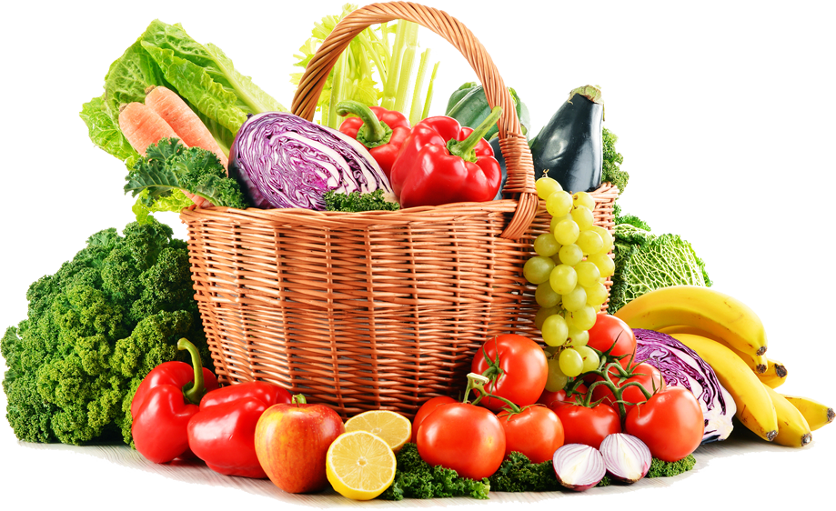 Fruit and Veggie Basket