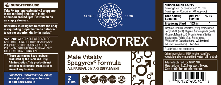 Androtex Label