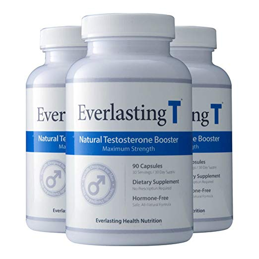 Everlasting T - 3 Bottles - Best Deal