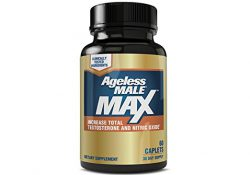 Does Ageless Male Max Really Work?