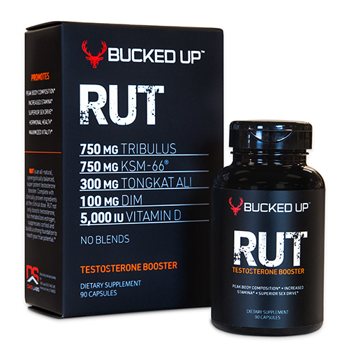 Is Your Testosterone in a RUT?