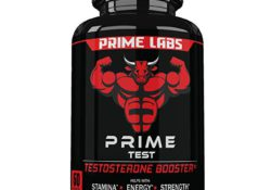 Prime Test Bottle