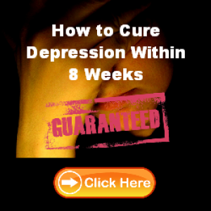 Cure Depression in 8 weeks