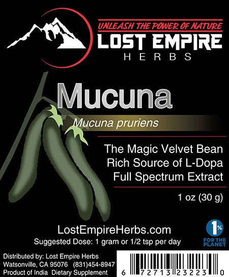 Get the BEST Mucuna by CLICKING HERE!