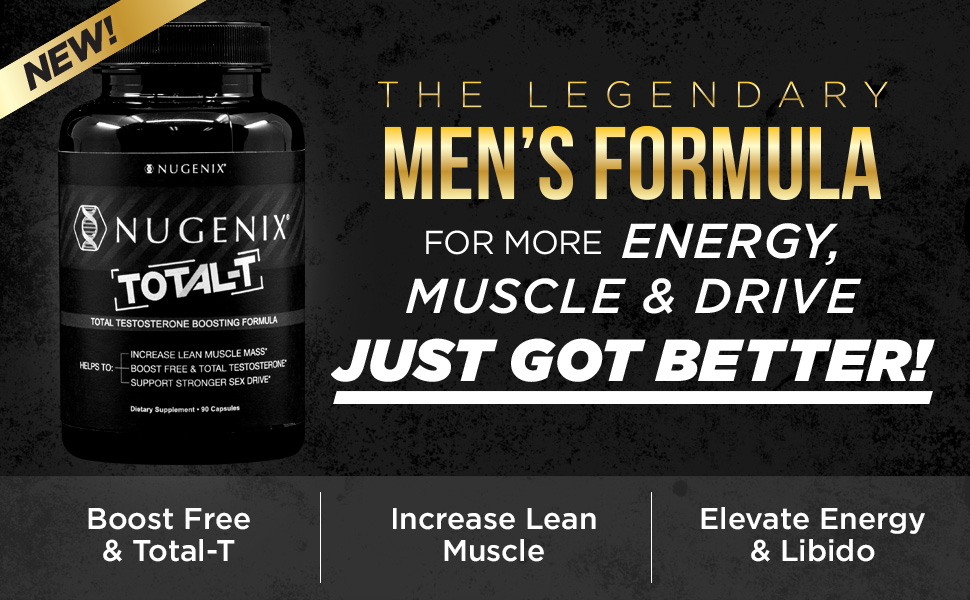 Nugenix Total T Just Got Better