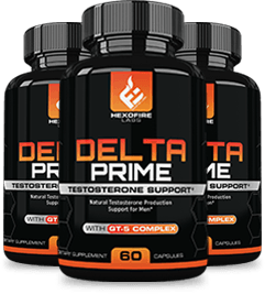 Delta Prime Testosterone Support