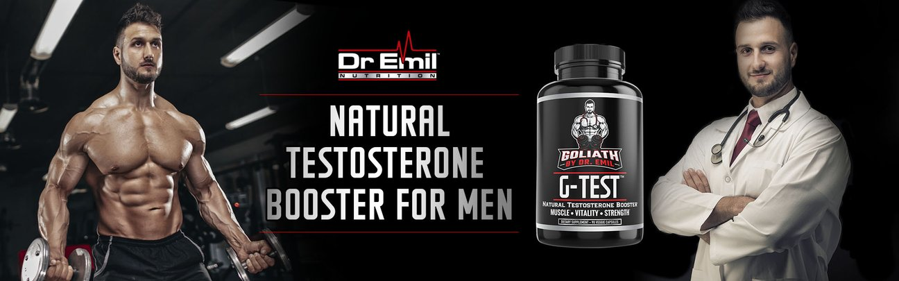 Dr. Emil's Nutrition - Goliath G-Test