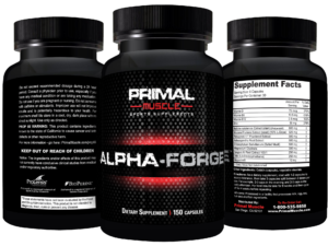 Primal Muscle Supplements - Alpha Forge Review