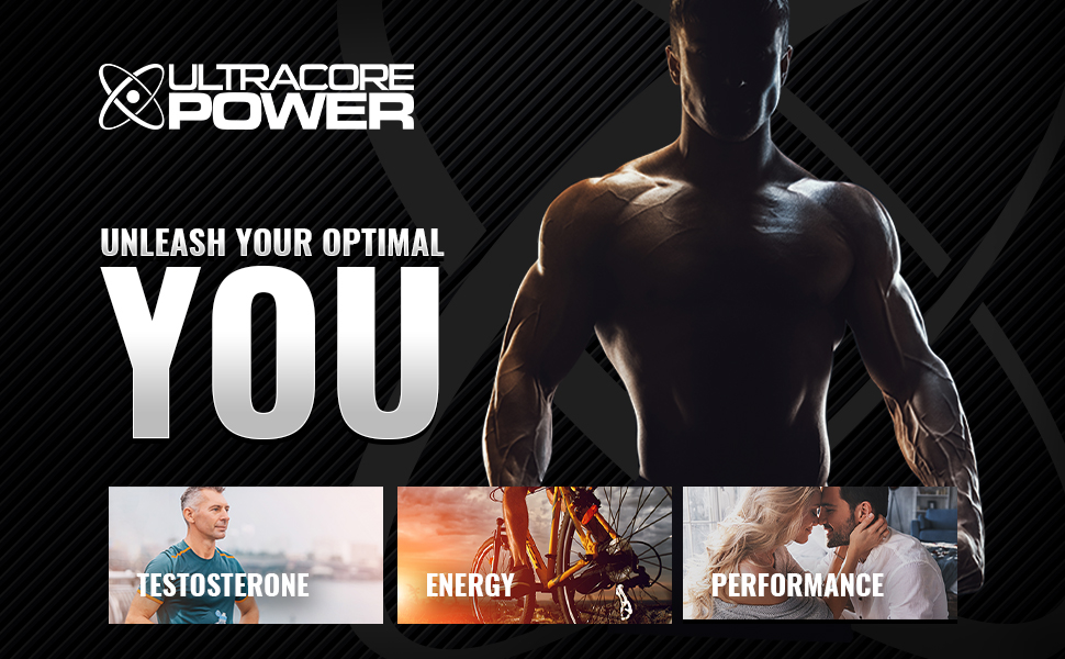 Ultimate Natural Testosterone Booster for Men